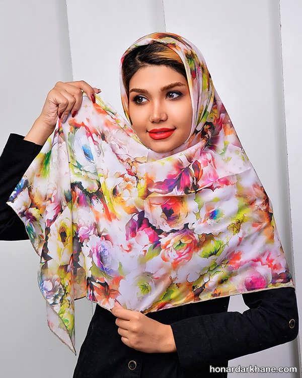 جدیدترین مدل روسری های 98