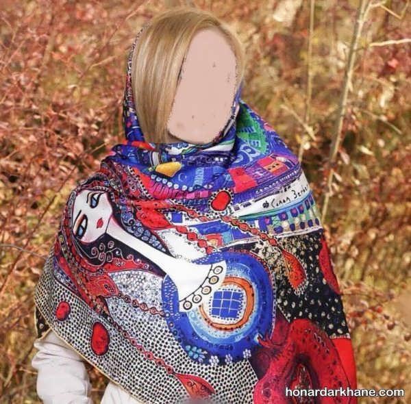 مدل روسری 98