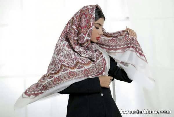 مدل روسری های جدید 98