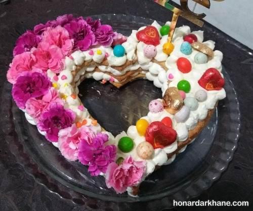 بیسکو کیک خوشمزه