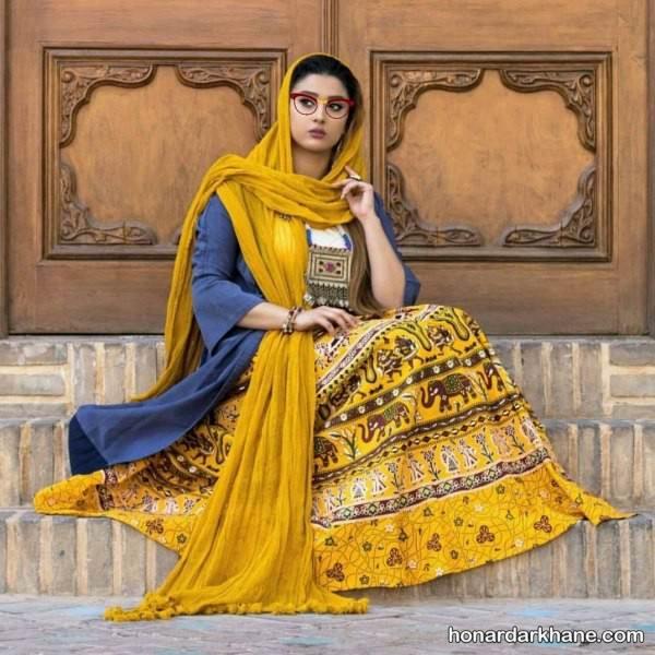 لباس عید 98