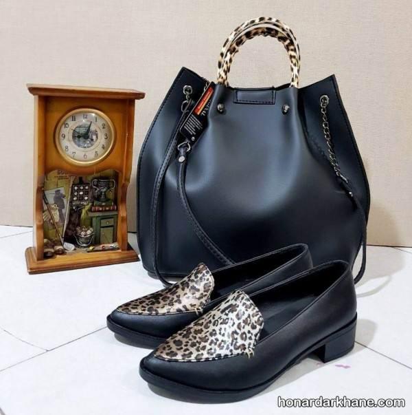 مدل کیف و کفش 98
