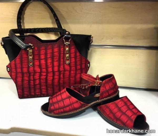 عکس کیف و کفش جدید