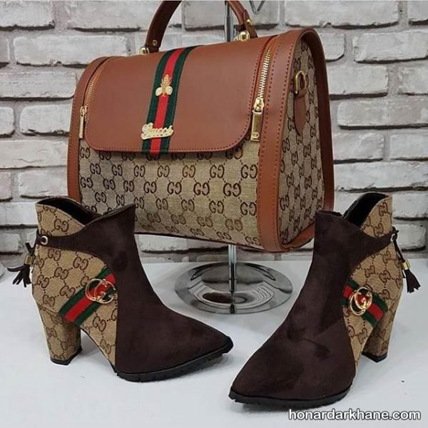 مدل کیف و کفش شیک و جدید