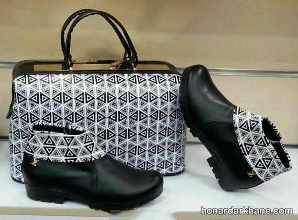 کیف و کفش زنانه جدید و شیک