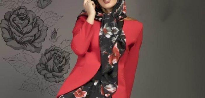 شیک ترین مدل های دامن و شال ست گلدار برای عید نوروز ۹۸