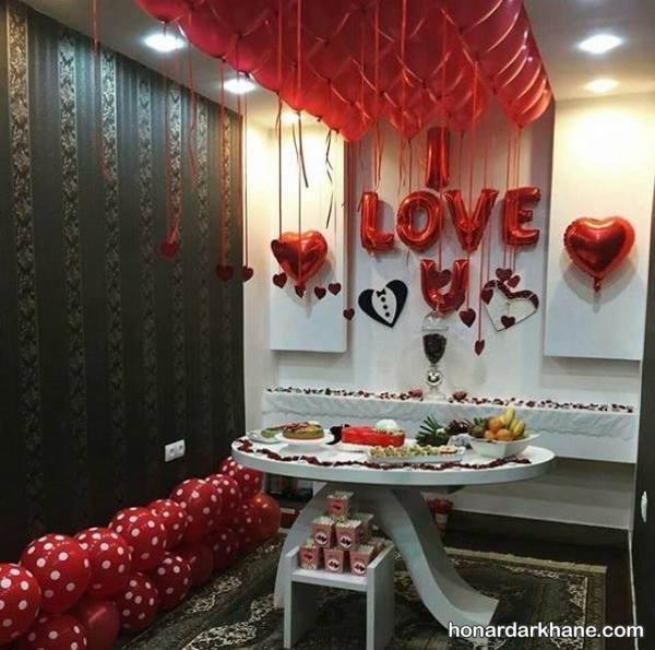 ایده عاشقانه برای ولنتاین