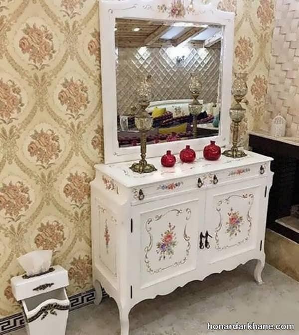 ایده های خلاقانه برای تزئین منزل عروس