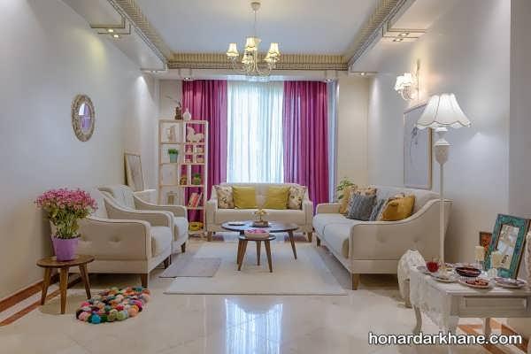 ایده های جدید برای تزئین منزل عروس