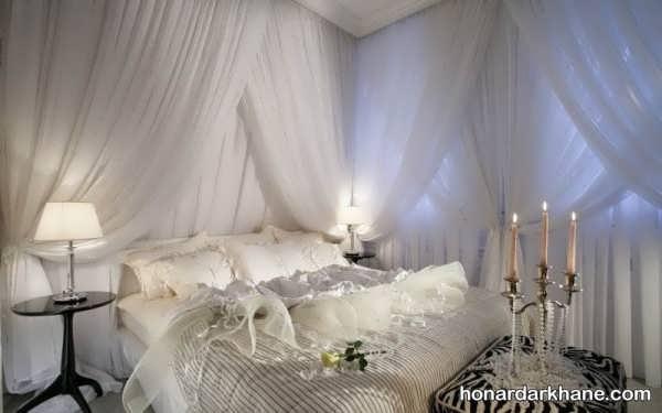 تزئین خاص خانه عروس