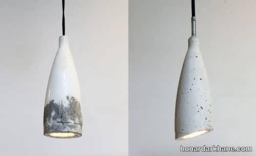 جالب ترین ایده ها برای ساخت کاردستی با سیمان
