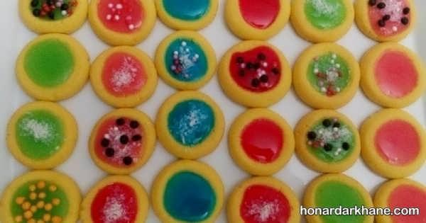 دیزاین خاص شیرینی عید