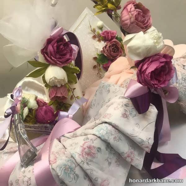 ایده های جالب برای تزیینات چادر عروس
