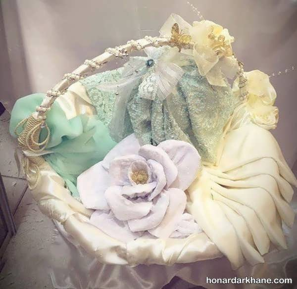 جالب ترین تزئینات چادر عروس