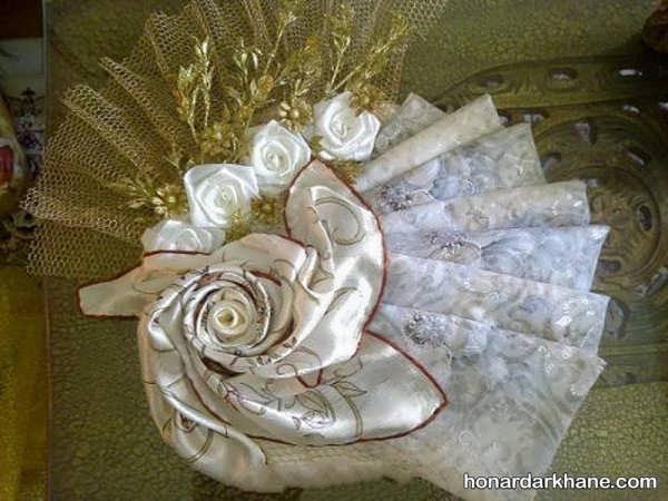 شیک ترین تزئینات چادر عروس