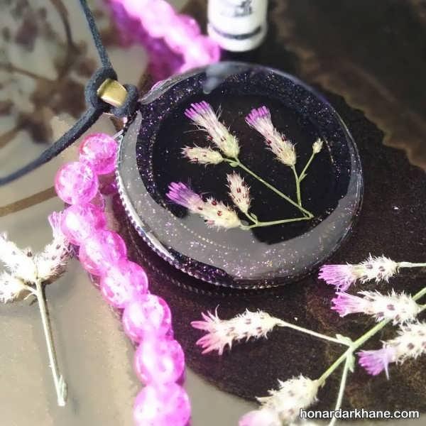 تزیین گل خشک