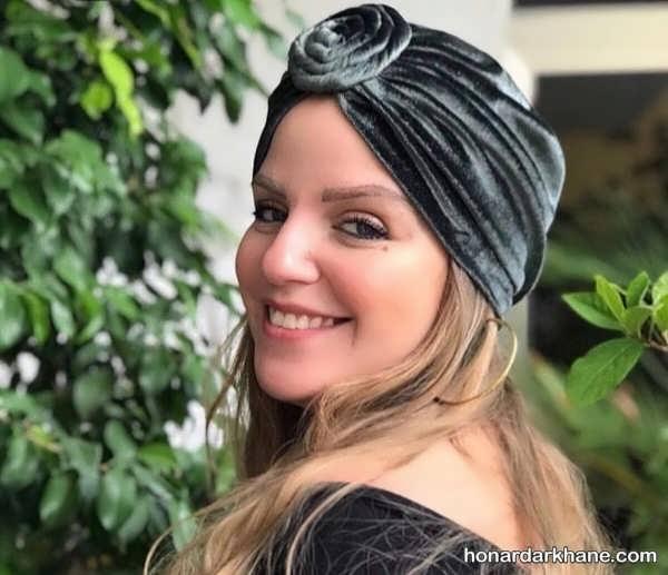 مدل های زیبا کلاه حجاب