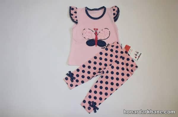 متفاوت ترین مدل لباس نوزاد دخترانه