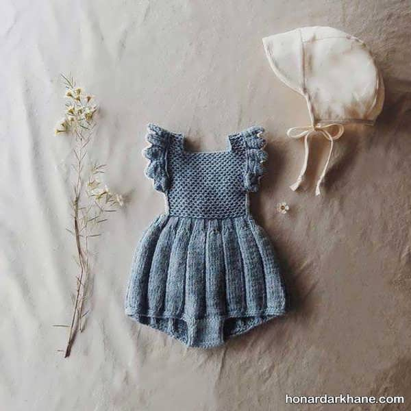 لباس نوزاد دخترانه باحال