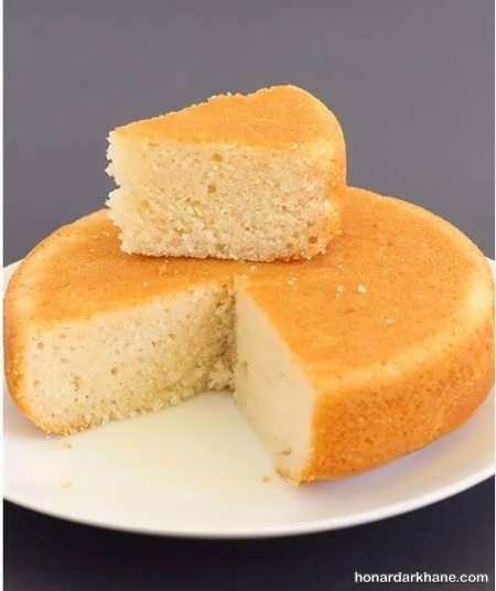 روش تهیه کیک رژیمی