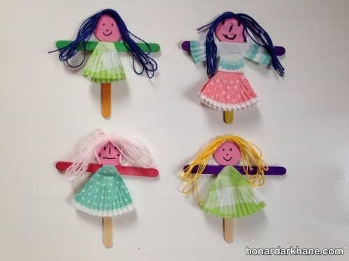 مدل های جالب عروسک خیمه شب بازی