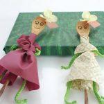ساخت عروسک خیمه شب بازی