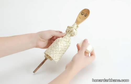 وسایل لازم برای ساختن عروسک خیمه شب بازی