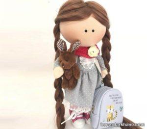 مدل عروسک روسی