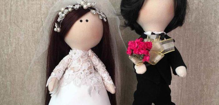 مدل عروسک روسی با طرح های زیبا و خاص دختر و پسر