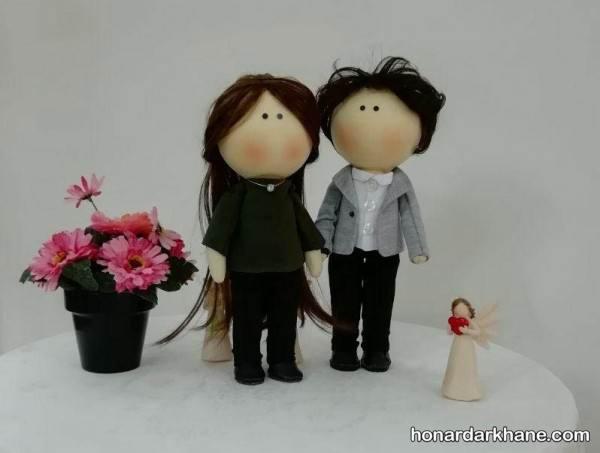 عروسک رو دختر و پسر