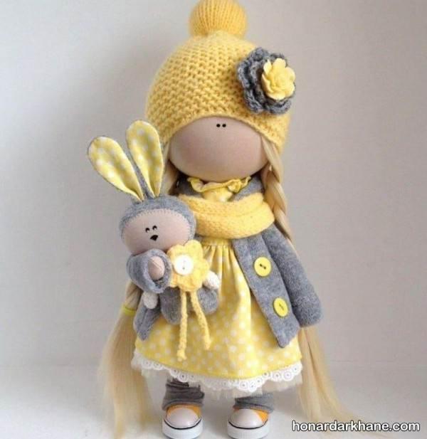 مدل عروسک جدید