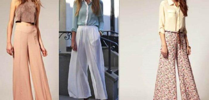 مدل دامن شلواری لی، نخی و ریون با طرح های جدید و بسیار شیک
