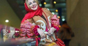 مانتو بازیگران زن ایرانی