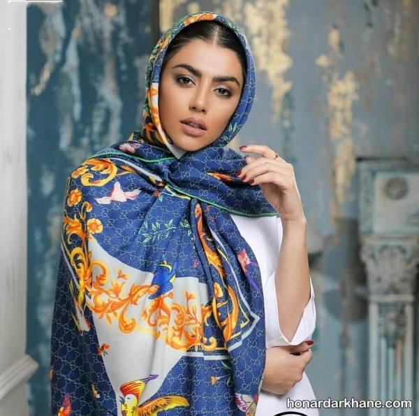 مدل روسری بهاره جدید