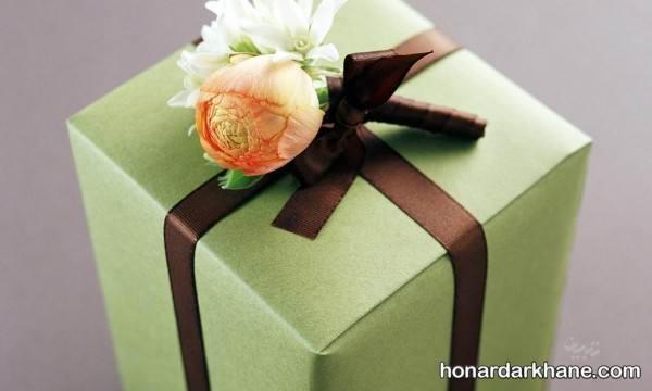 جعبه کادو زیبا
