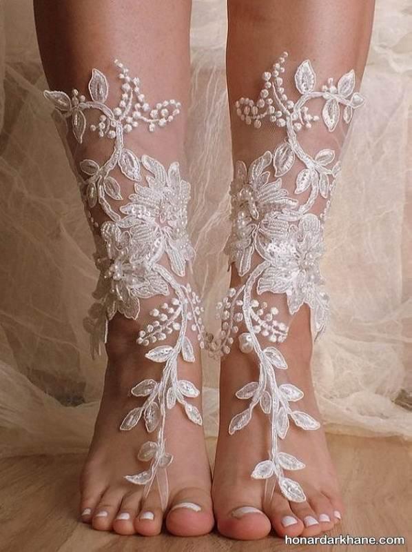 مدل پابند عروس