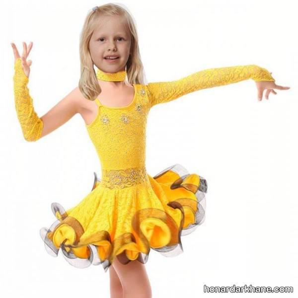 لباس باله برای کودکان