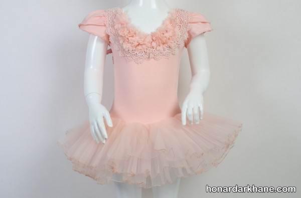 جدیدترین لباس های باله دخترانه