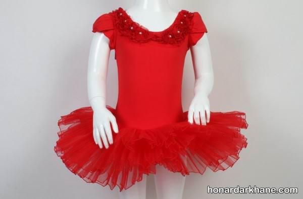 دوخت لباس برای رقص باله
