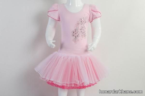 دوخت لباس کودکان برای رقص باله