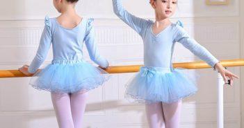 مدل لباس باله کودکان