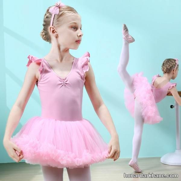 لباس باله کودکان