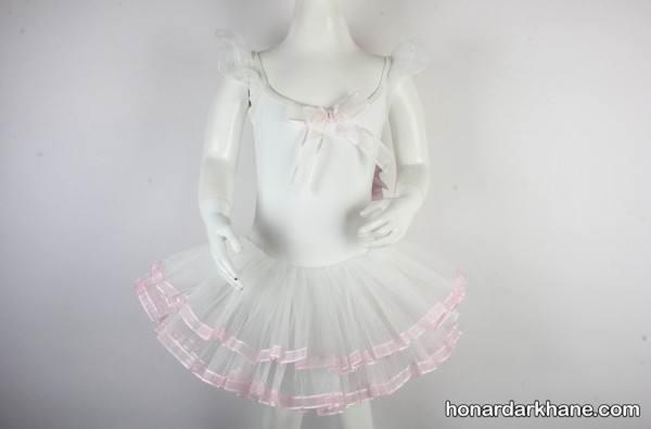 لباس باله دخترانه