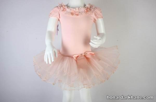 نمونه لباس رقص باله