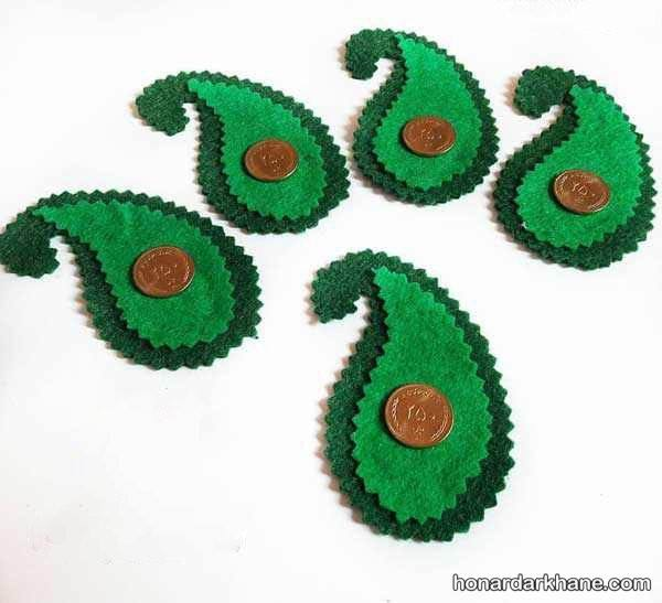 تزیین سکه برای عید غدیر