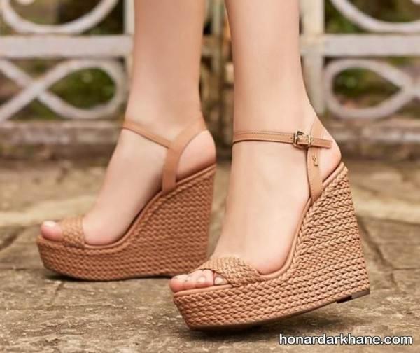 مدل کفش تابستانی جدید