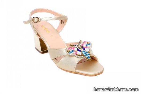 مدل کفش مجلسی تابستانه