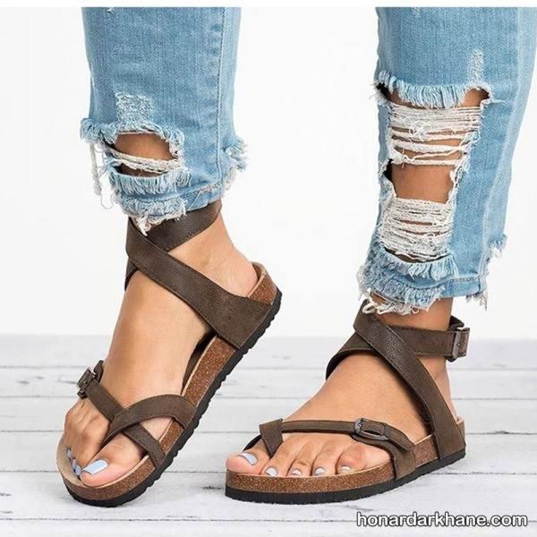 مدل کفش راحتی تابستانی