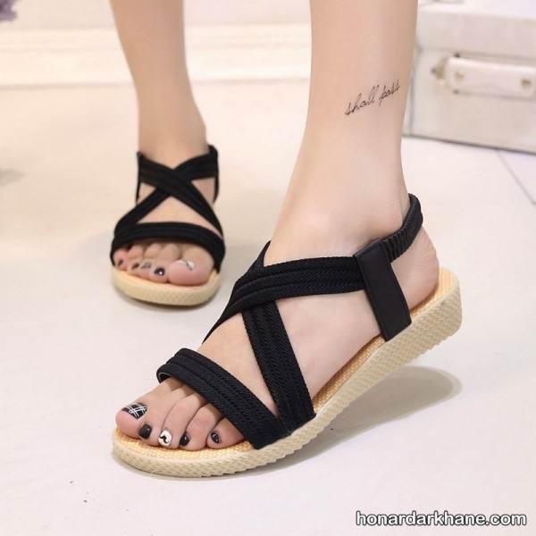 مدل کفش تابستانه جدید و زیبا