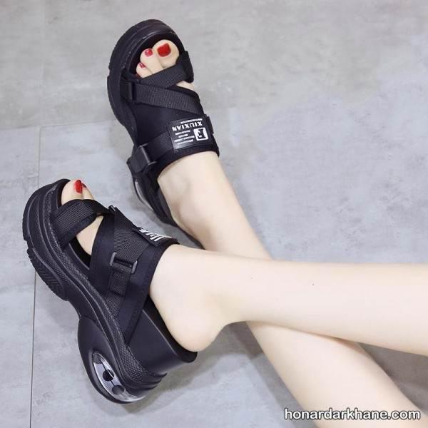 کفش های جدید و زیبای دخترانه